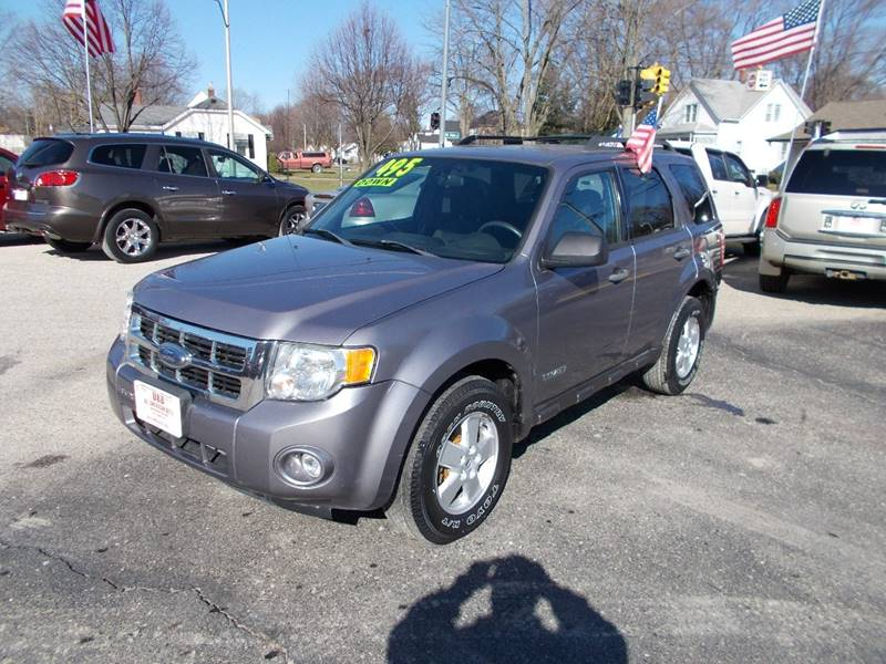 2008 Ford Escape Detroit Used Car for Sale