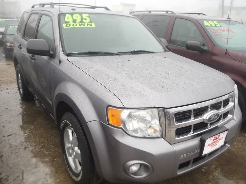 2008 Ford Escape XLT 4dr SUV I4 - Mt Clemens MI