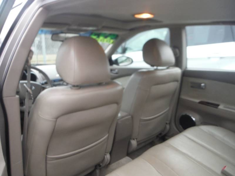 2005 Nissan Altima 2.5 SL 4dr Sedan - Mt Clemens MI