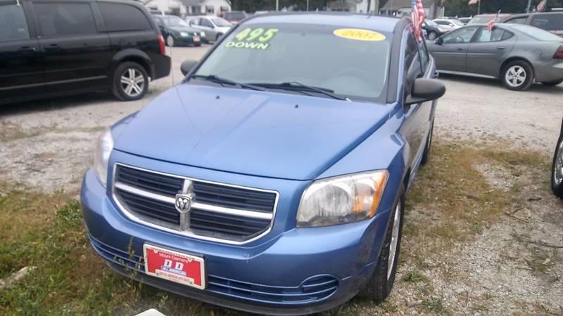 2007 Dodge Caliber car for sale in Detroit