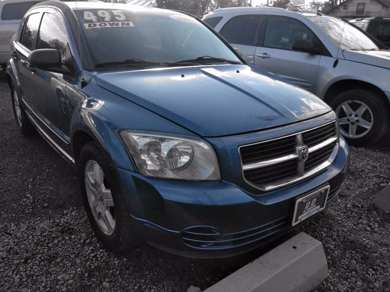 2007 Dodge Caliber Detroit Used Car for Sale