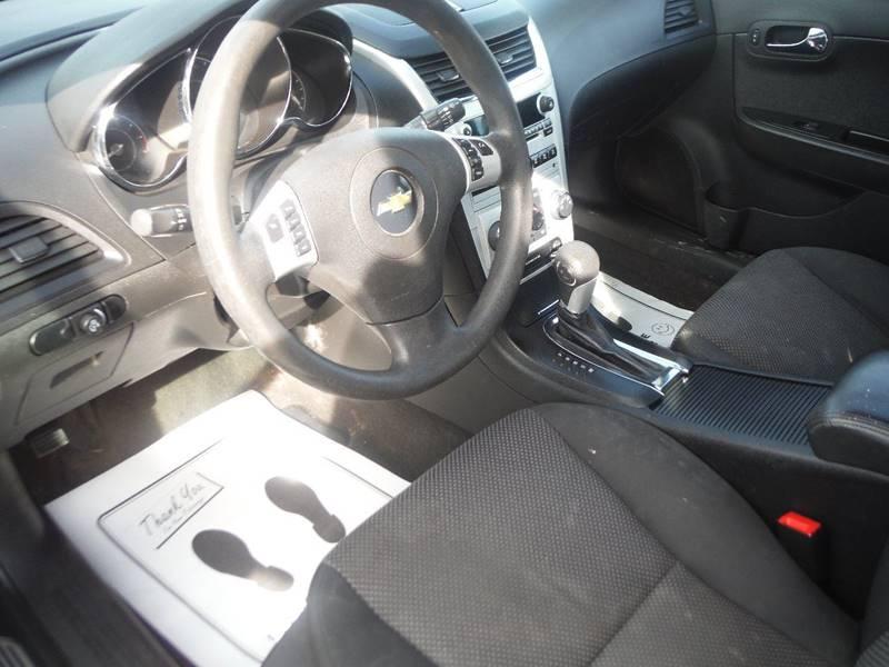 2011 Chevrolet Malibu LT 4dr Sedan w/1LT - Mt Clemens MI