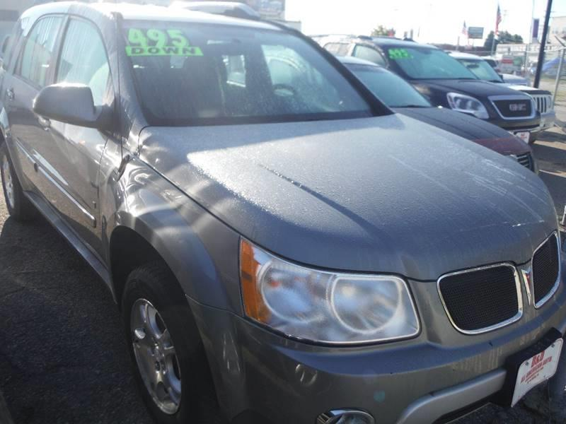 2006 Pontiac Torrent for sale at D & D All American Auto Sales in Mt Clemens MI