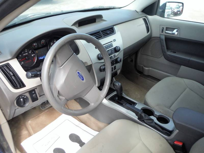 2008 Ford Focus S 4dr Sedan - Mt Clemens MI