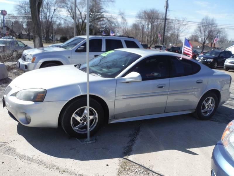 2004 Pontiac Grand Prix Detroit Used Car for Sale