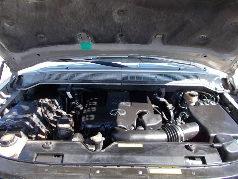 2008 Infiniti QX56 4X4 4dr SUV - Mt Clemens MI