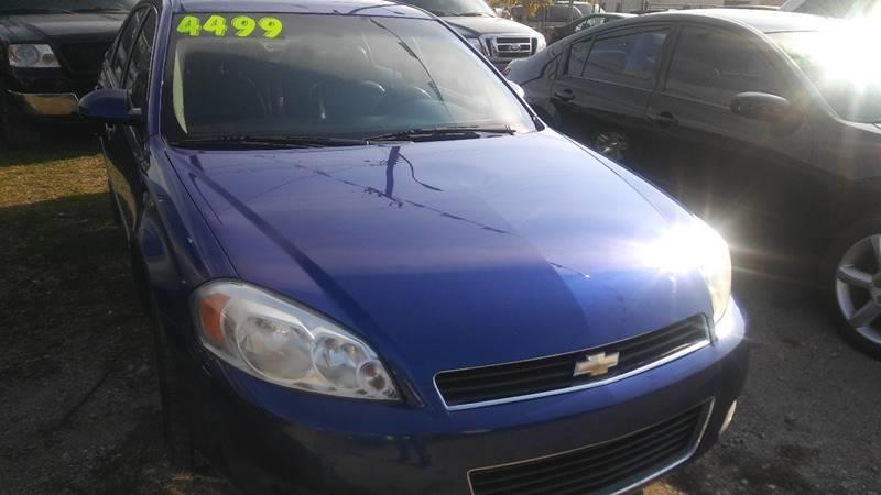 2006 Chevrolet Impala Detroit Used Car for Sale