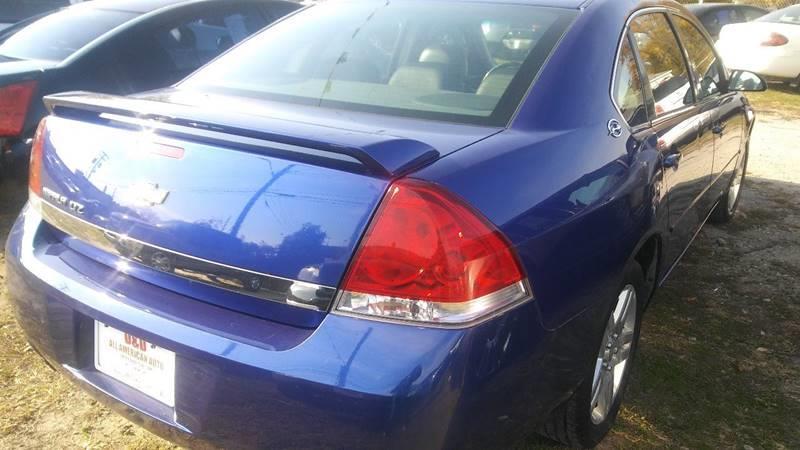 2006 Chevrolet Impala LTZ 4dr Sedan - Mt Clemens MI