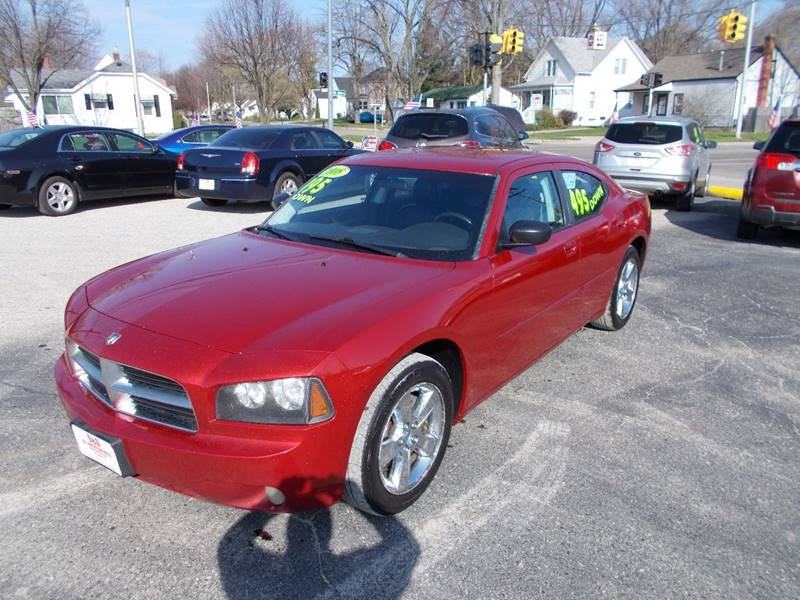 2008 Dodge Charger SXT 4dr Sedan - Mt Clemens MI