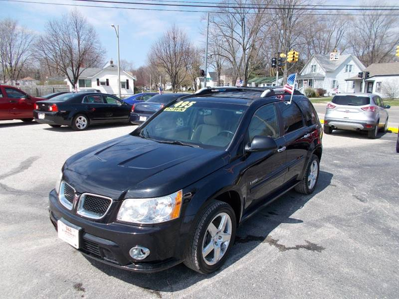 2008 Pontiac Torrent Detroit Used Car for Sale