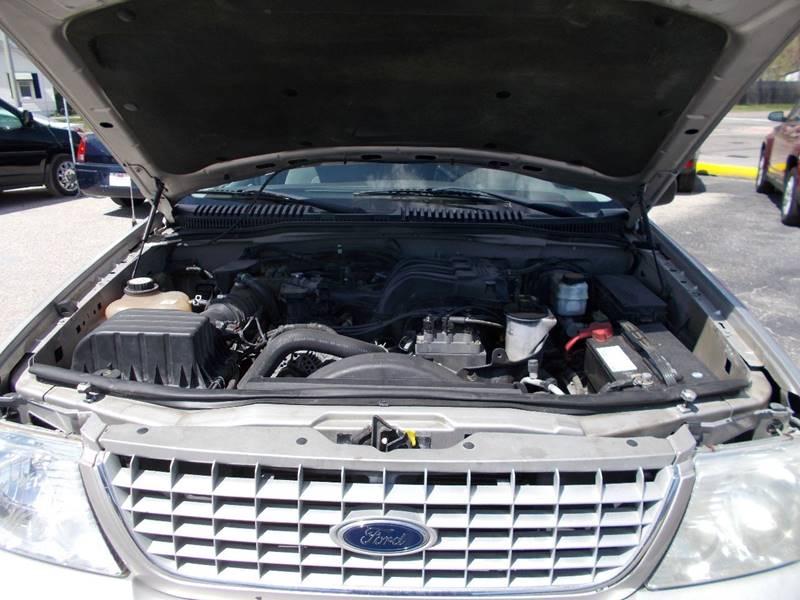 2005 Ford Explorer 4dr XLT 4WD SUV - Mt Clemens MI