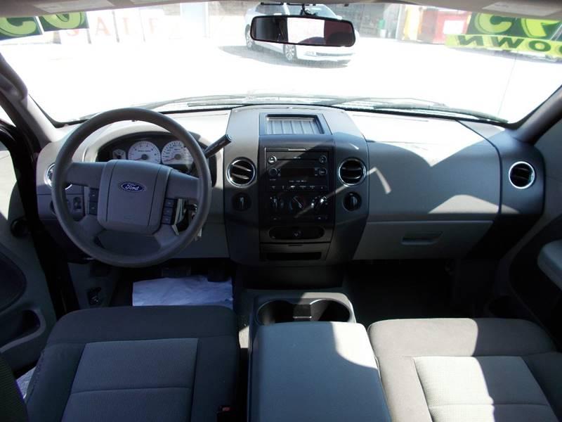 2005 Ford F-150 XLT 4dr SuperCrew 4WD Styleside 5.5 ft. SB - Mt Clemens MI