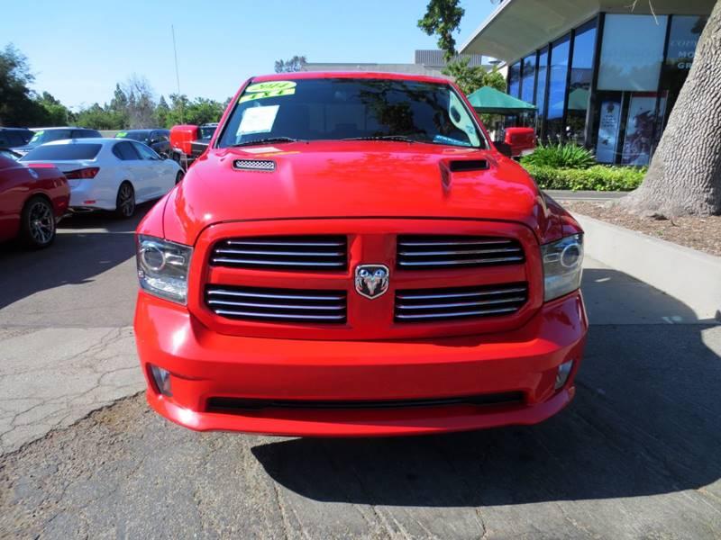 2014 RAM Ram Pickup 1500 4x4 Sport 4dr Quad Cab 6.3 ft. SB Pickup - Thousand Oaks CA