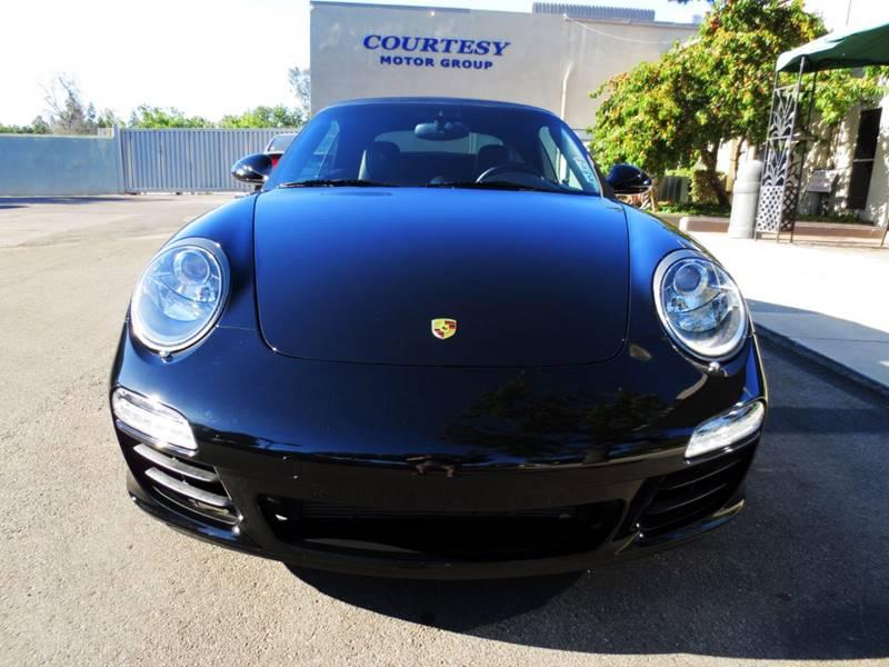 2011 Porsche 911 Carrera S 2dr Convertible - Thousand Oaks CA