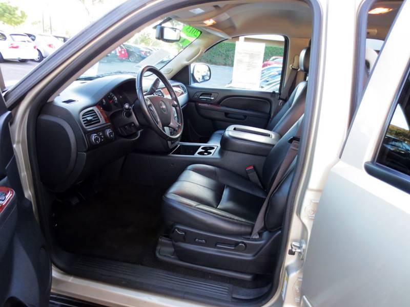 2013 GMC Yukon 4x4 SLT 4dr SUV - Thousand Oaks CA