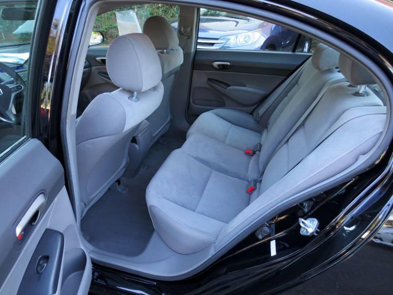 2010 Honda Civic LX 4dr Sedan 5A - Thousand Oaks CA