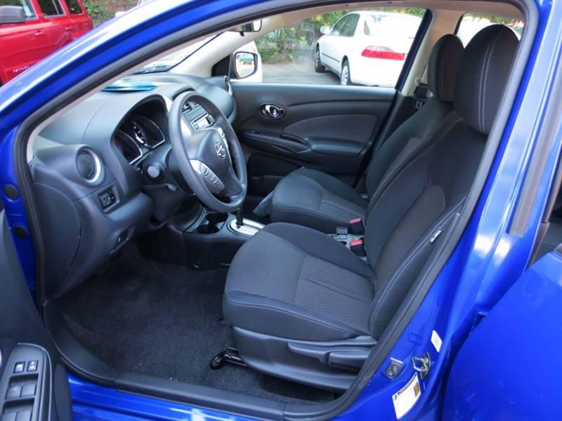 2016 Nissan Versa 1.6 SV 4dr Sedan - Thousand Oaks CA