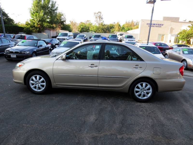 2003 Toyota Camry XLE 4dr Sedan - Thousand Oaks CA
