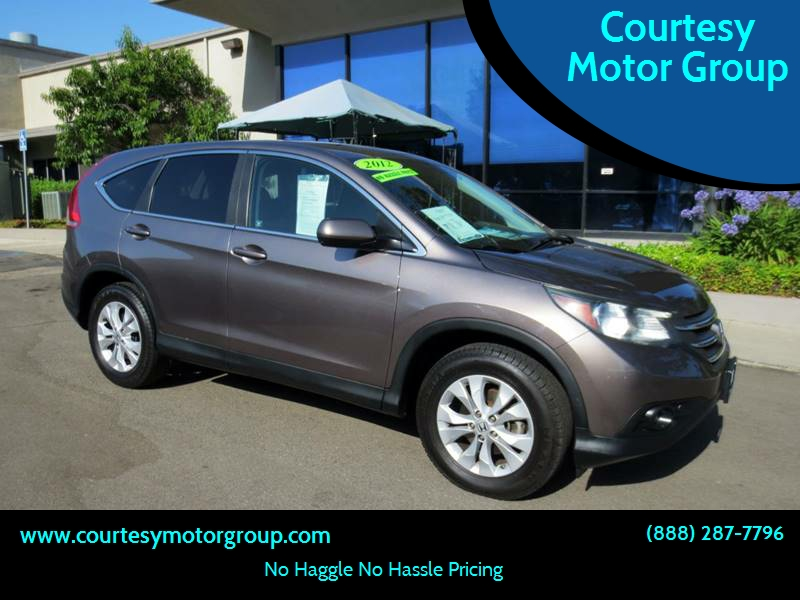2012 Honda CR V EX 4dr SUV   Thousand Oaks CA
