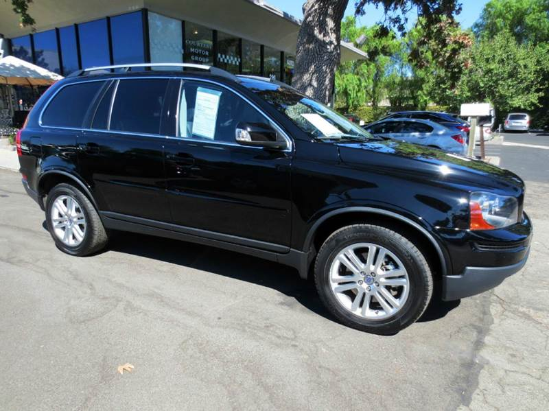2011 VOLVO XC90 32 4DR SUV black nicely equipped with navigation moon roof 3rd row seating