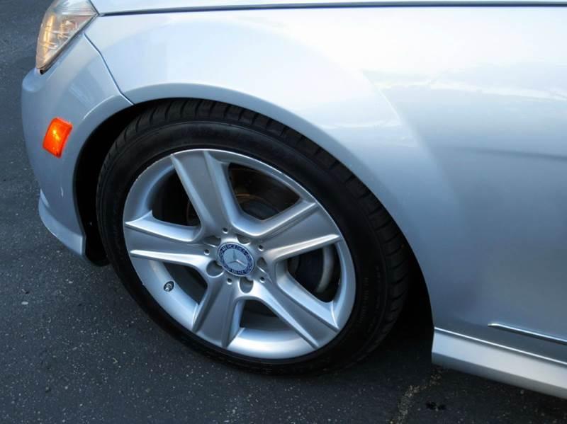 2010 Mercedes-Benz C-Class C300 Luxury 4MATIC AWD 4dr Sedan - Thousand Oaks CA