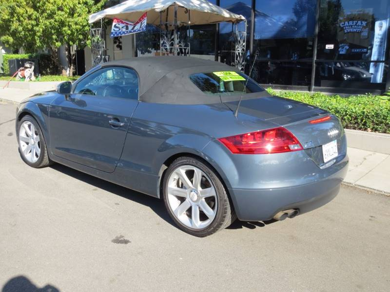 2009 Audi TT 2.0T Premium Plus 2dr Convertible - Thousand Oaks CA