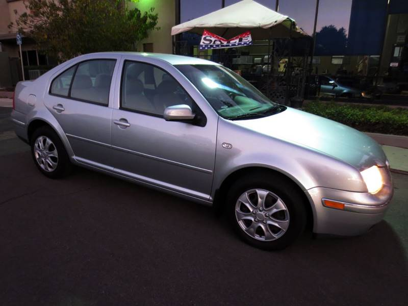 2004 VOLKSWAGEN JETTA GL 4DR SEDAN silver low miles  clean automatic trans with power group