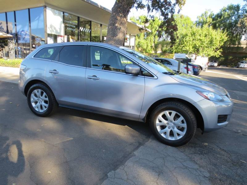 2009 MAZDA CX-7 SPORT 4DR SUV WLEV II EMISSIONS gray  2009 cx-7  w only  54000 miles gets