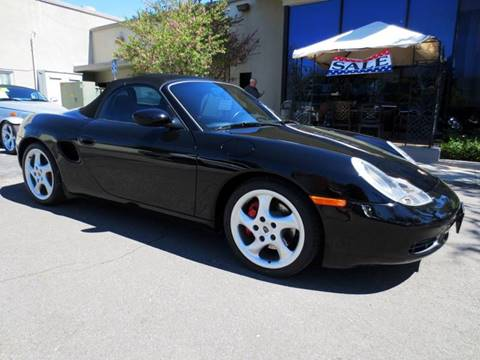 2001 Porsche Boxster for sale in Thousand Oaks, CA