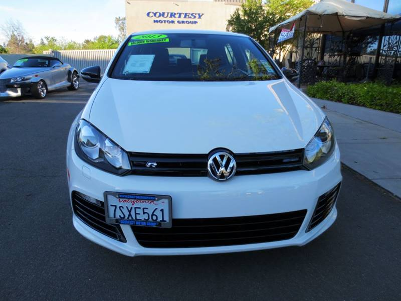 2013 Volkswagen Golf R AWD 4dr Hatchback w/ Sunroof and Navigation - Thousand Oaks CA