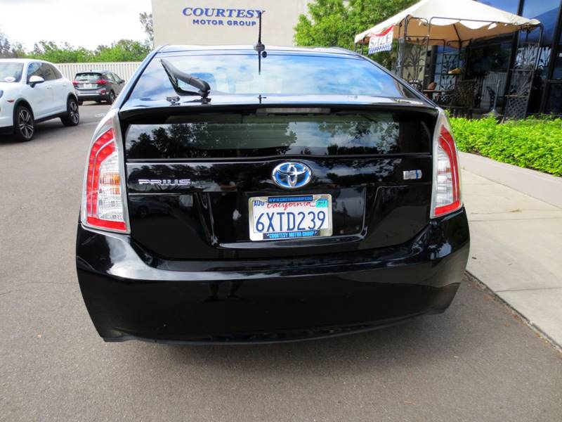 2012 Toyota Prius Three 4dr Hatchback - Thousand Oaks CA