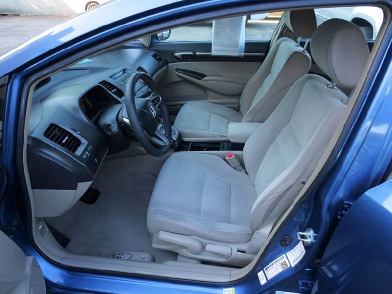2009 Honda Civic Hybrid 4dr Sedan - Thousand Oaks CA