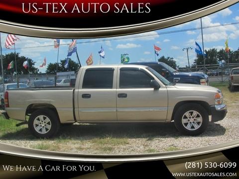 2006 GMC Sierra 1500 for sale in Houston, TX