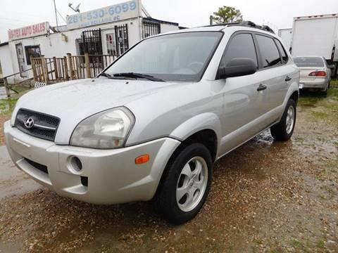 2006 Hyundai Tucson for sale in Houston, TX