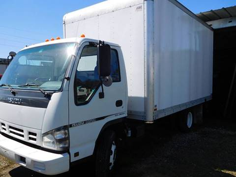 2006 Isuzu NPR for sale in Houston, TX
