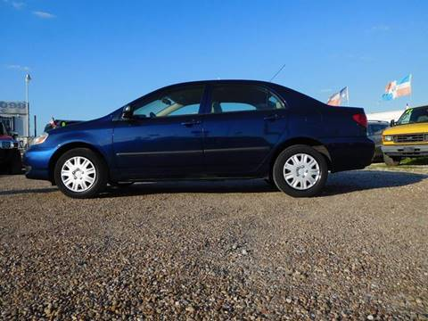 2006 Toyota Corolla for sale in Houston, TX