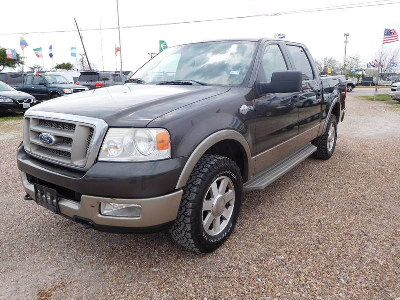 2005 ford f 150 king ranch in houston tx us tex auto sales. Black Bedroom Furniture Sets. Home Design Ideas