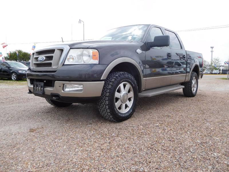 Ford F King Ranch In Houston TX USTEX AUTO SALES - 2005 f150