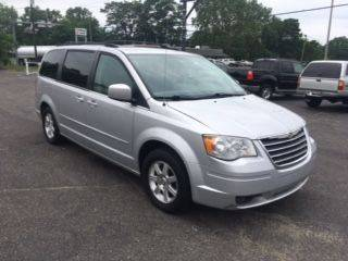2008 Chrysler Town and Country for sale at Joe DiCioccio's Used Cars in Burlington NJ