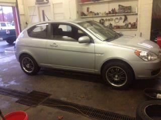 2010 Hyundai Accent for sale at Joe DiCioccio's Used Cars in Burlington NJ