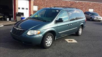 2006 Chrysler Town and Country for sale at Joe DiCioccio's Used Cars in Burlington NJ