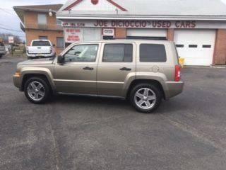 2007 Jeep Patriot for sale at Joe DiCioccio's Used Cars in Burlington NJ