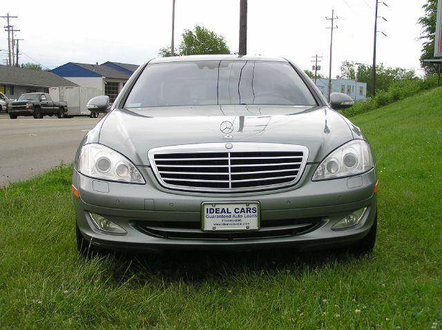 2007 mercedes benz s class s550 4matic awd 4dr sedan in hamilton oh ideal cars guaranteed auto. Black Bedroom Furniture Sets. Home Design Ideas