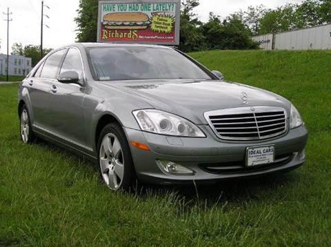 2007 Mercedes-Benz S-Class for sale at Ideal Cars in Hamilton OH