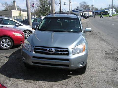 2008 Toyota RAV4 for sale at Ideal Cars in Hamilton OH