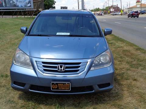 2008 Honda Odyssey for sale at Ideal Cars in Hamilton OH