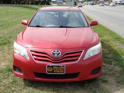 2010 Toyota Camry for sale at Ideal Cars in Hamilton OH