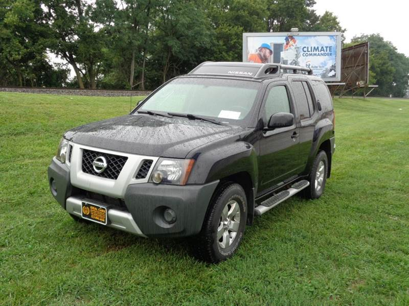 2009 Nissan Xterra 4x4 Off Road 4dr Suv 6m In Hamilton Oh Ideal
