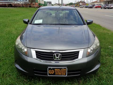 2008 Honda Accord for sale at Ideal Cars in Hamilton OH