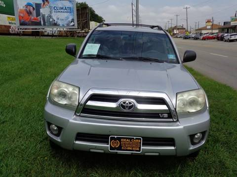 2006 Toyota 4Runner for sale at Ideal Cars in Hamilton OH